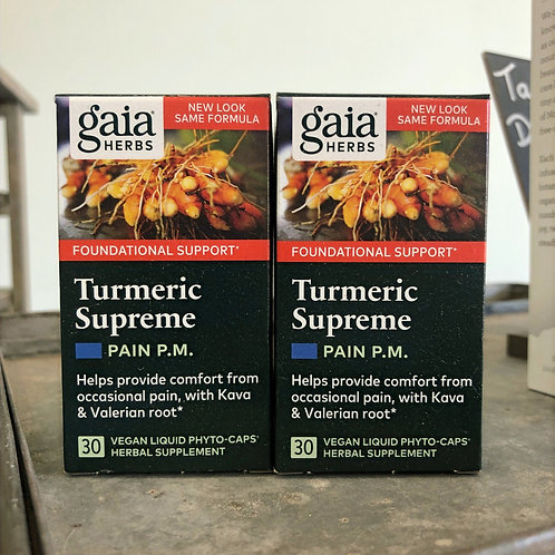 Turmeric Supreme - Pain P.M.