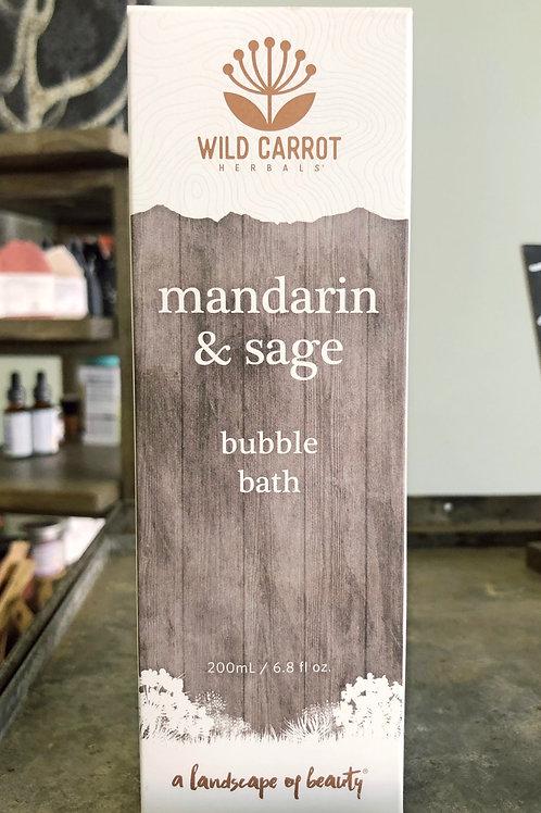 Mandarin & Sage - Bubble Bath