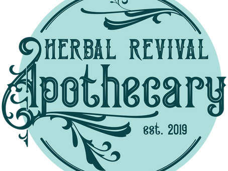Introducing: Herbal Revival Apothecary Company