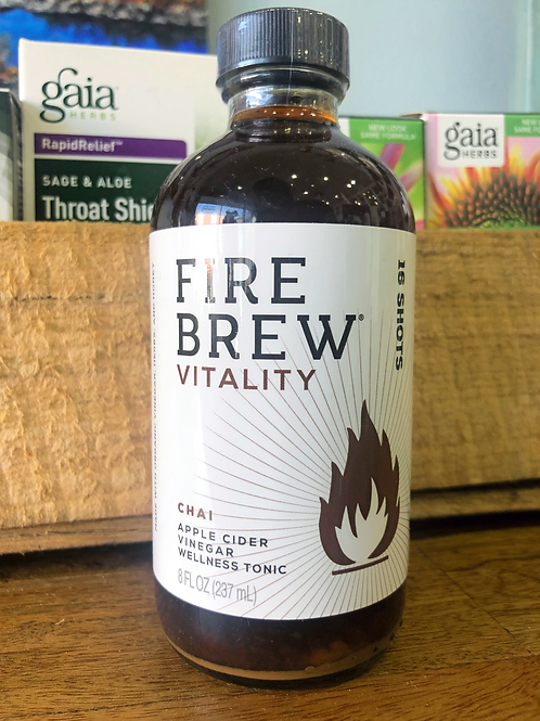 Fire Brew - Chai 8 FL OZ