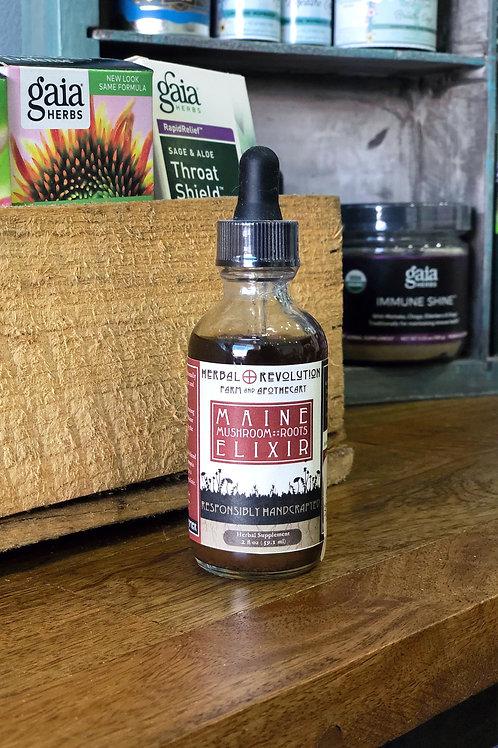 Herbal Revolution -Maine Elixir