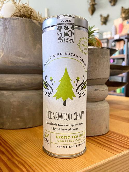 Cedarwood Chai Tea