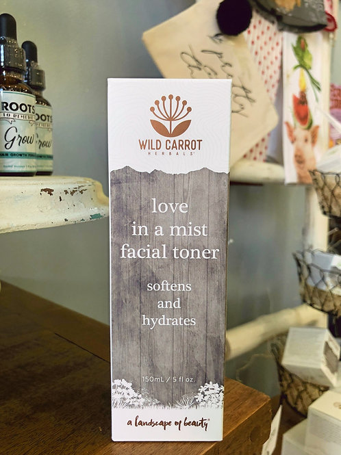 Wild Carrot - Love In A Mist Facial Toner