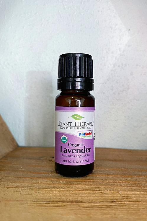 Organic Lavender 10ml - Essential Oil