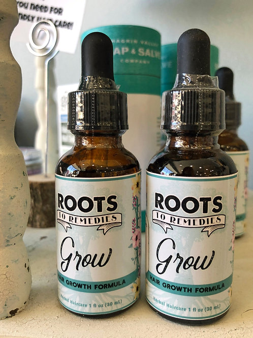 Roots To Remedies - Hair Growth Formula