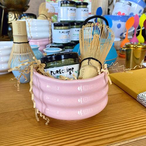 Matcha Bowl - Pink