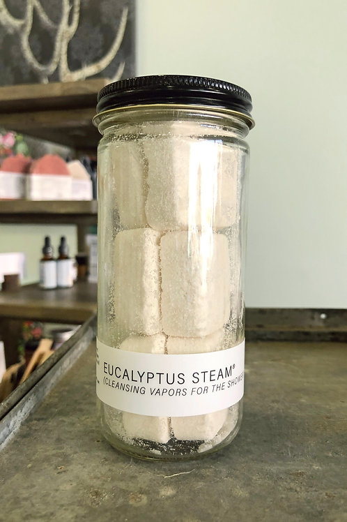 Eucalyptus Steam Jar - Small