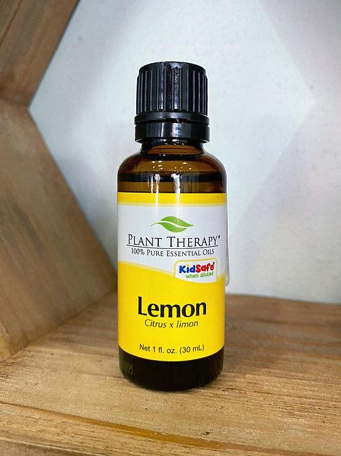 Lemon 30ml - Essential Oil