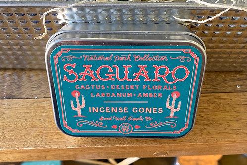 Saguaro Incense Cones