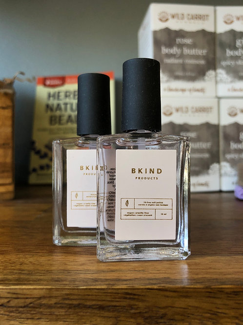 BKIND - Top Coat Nail Polish