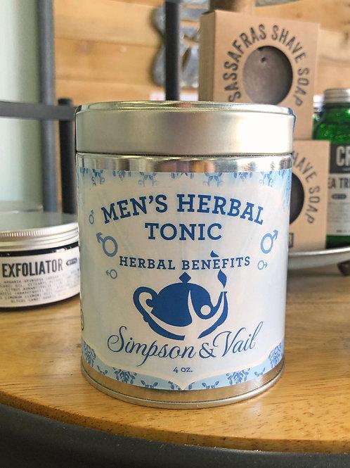 Men's Herbal Tonic Tea