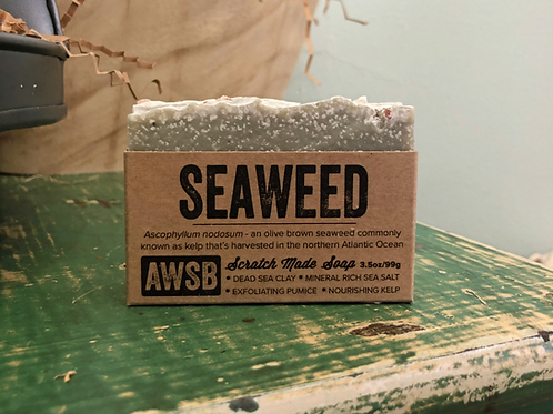 Seaweed - Bar Soap