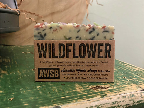 Wildflower - Bar Soap