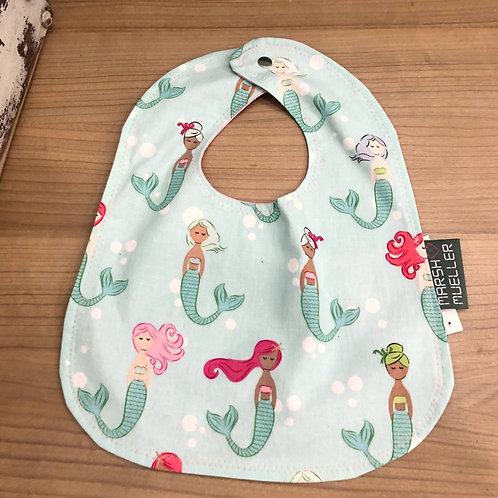 Baby Bib - Mermaid