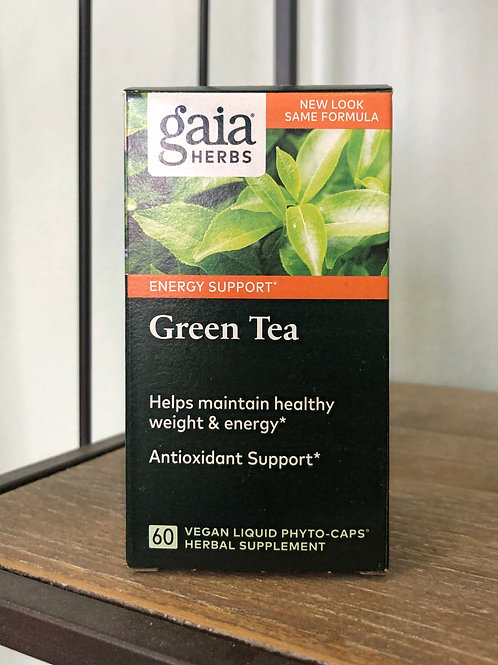 Green Tea - Energy Support 60ct
