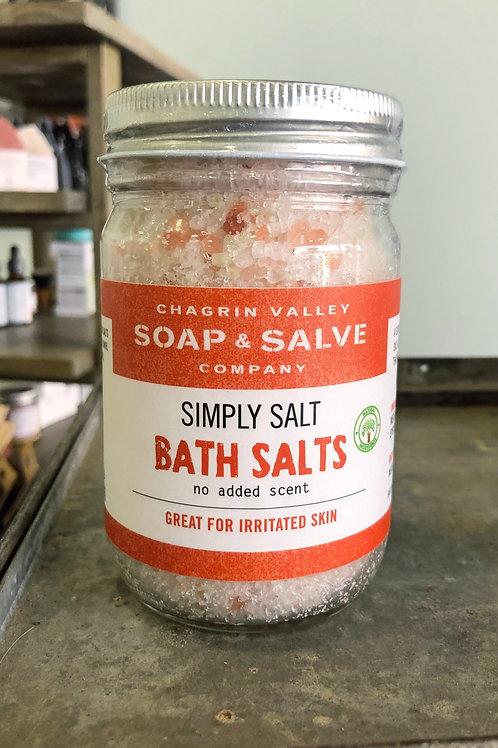 Simply Salt - Bath Salts