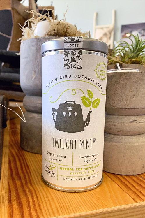 Twilight Mint Loose Leaf Tea