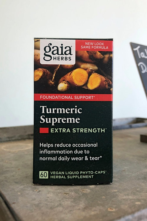 Turmeric Supreme - Extra Strength