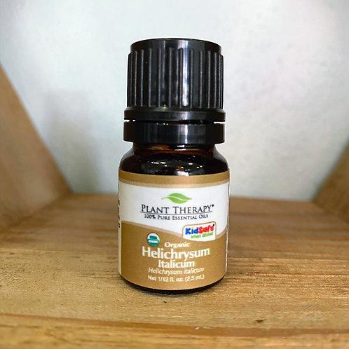 Helichrysum Italicum Org. 2.5ml - Essential Oil