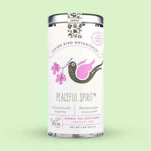 Peaceful Spirit Loose Leaf Tea