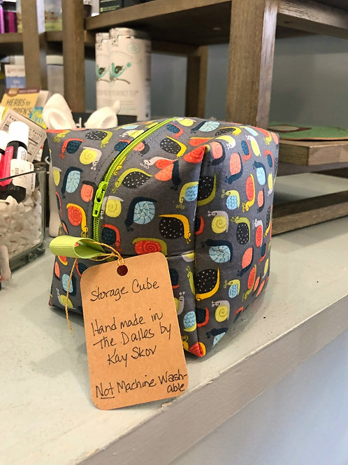 Storage Cube - Snail
