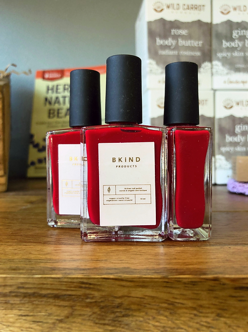 BKIND - Lady In Red Nail Polish