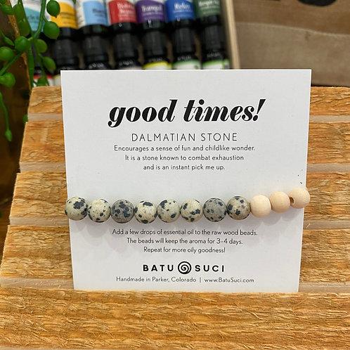Good Times! - Diffuser Bracelet