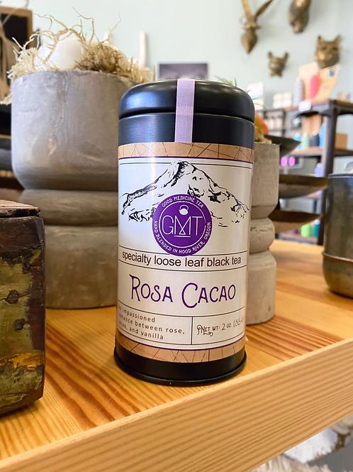 Rosa Cacao - Specialty Loose Leaf Black Tea