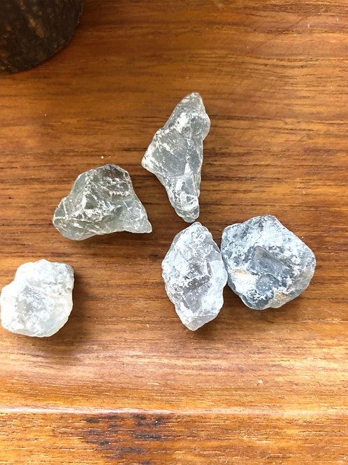 Celestite Rough Stones