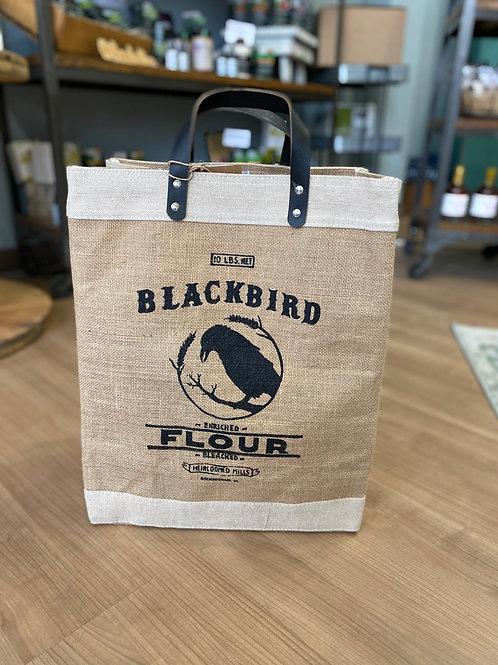 Blackbird Flour Market Tote