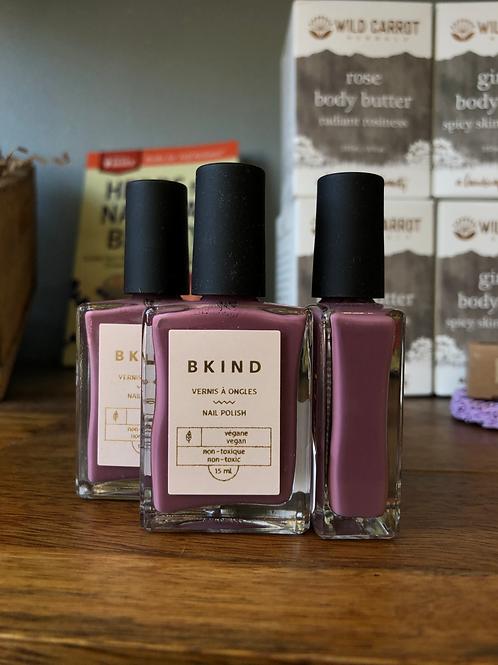 BKIND - Hazy Lilac Nail Polish