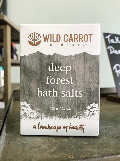 Deep Forest -  Bath Salts