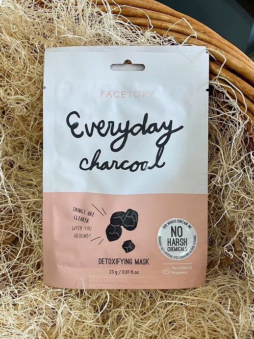Face Mask - Everyday Charcoal Detoxifying Mask