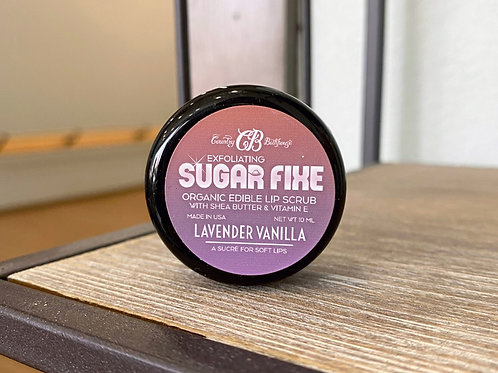 Lip Scrub - Lavender Vanilla