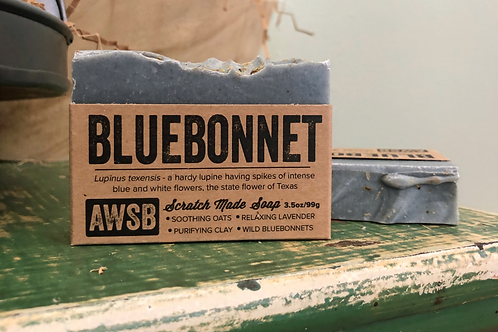 Bluebonnet - Bar Soap