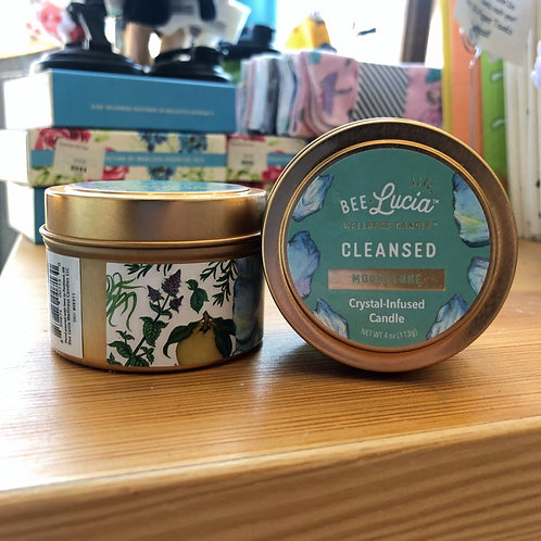 Cleansed - Wellness Candle 4oz
