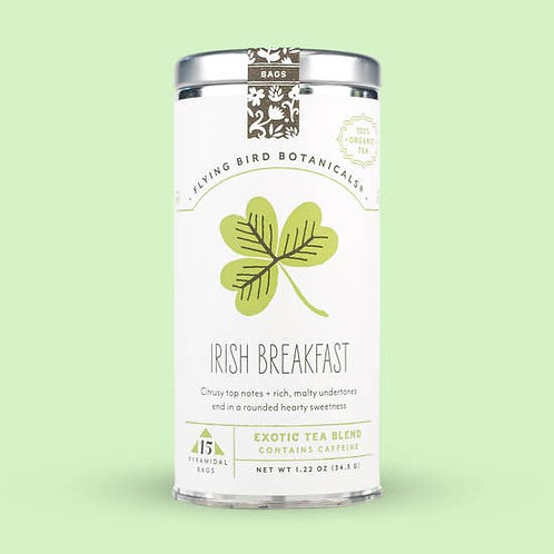 Irish Breakfast Tea Loose Leaf