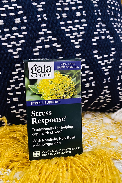 Stress Response Capsule