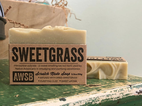 Sweetgrass - Bar Soap