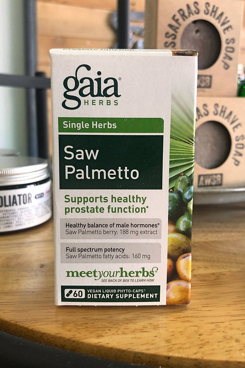 Saw Palmetto 60ct - Prostate Support & Function