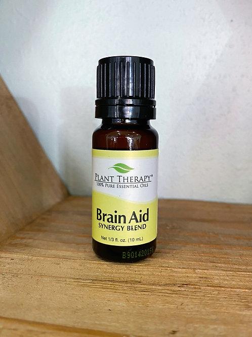 Brain Aid Synergy Blend 10ml - Essential Oil