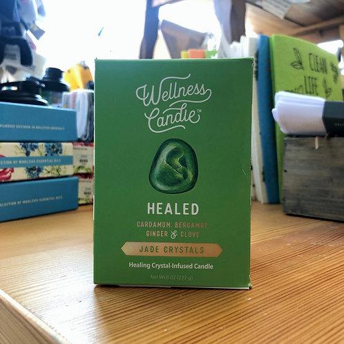 Healed - Wellness Candle 8oz