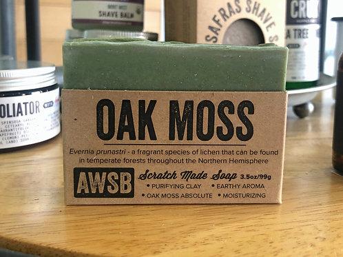 Oak Moss - Bar Soap