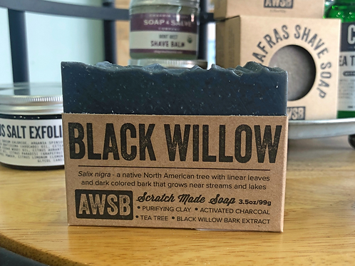 Black Willow - Bar Soap