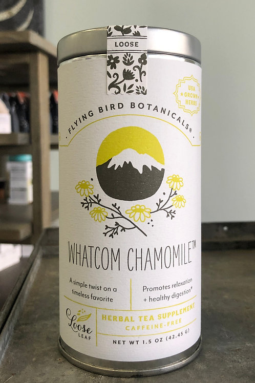 Whatcom Chamomile - Loose Leaf Herbal Tea