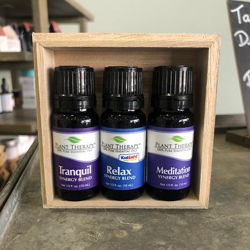 Relax - Essential Oil Set