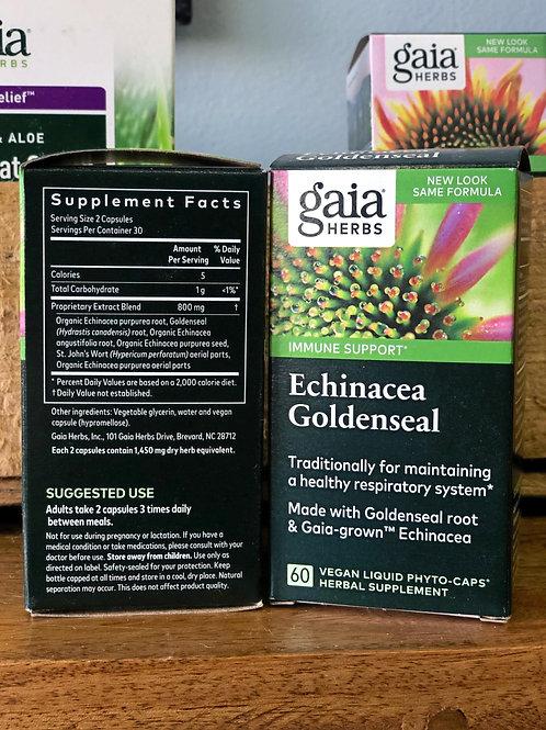 Echinacea Goldenseal Capsules