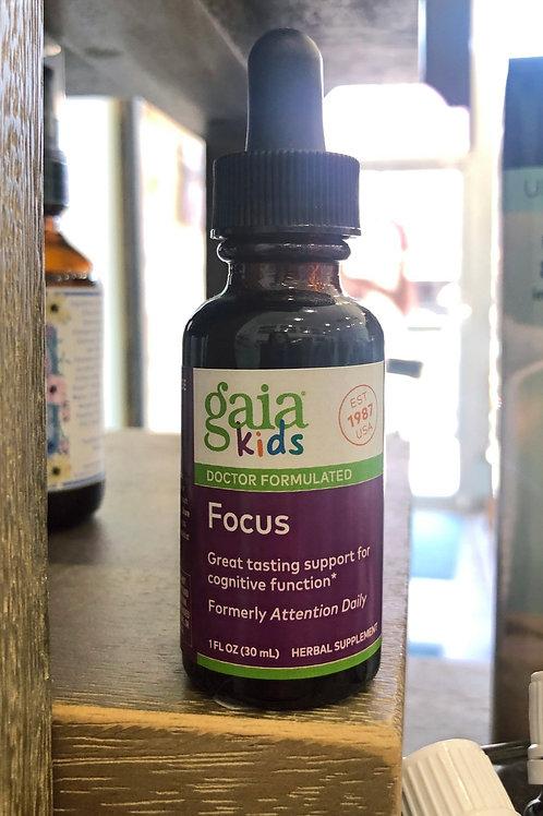 Gaia Kids - Focus Formula