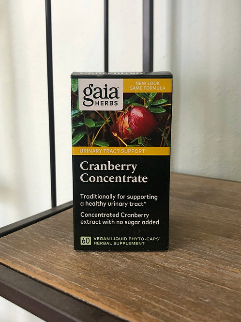 Cranberry Concentrate - 60ct