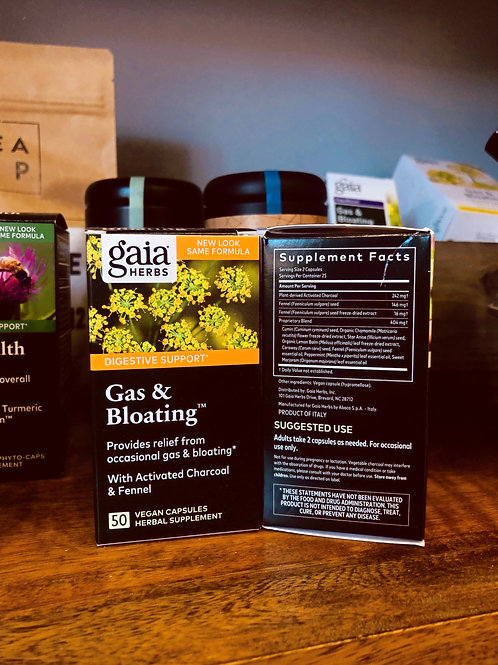 Gas & Bloating 50ct